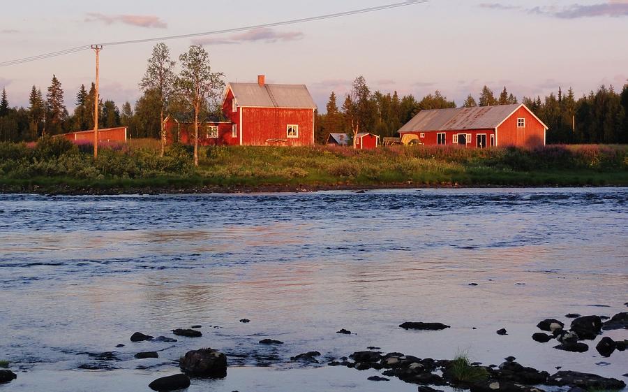 fliegenfischer forum reisebericht unterwegs in schwedisch lappland sommer 2014. Black Bedroom Furniture Sets. Home Design Ideas
